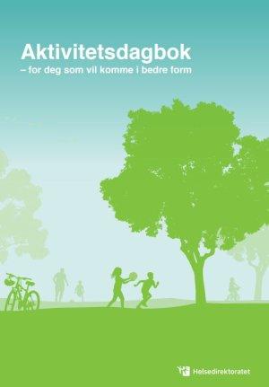 Aktivitetsdagbok – for deg som vil komme i bedre form