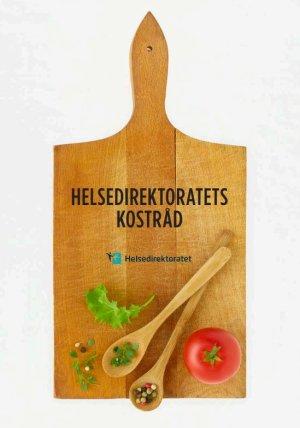Helsedirektoratets kostråd - Brosjyre og plakat