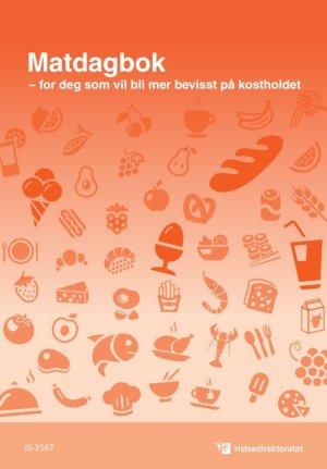 Matdagbok – for deg som vil bli mer bevisst på kostholdet