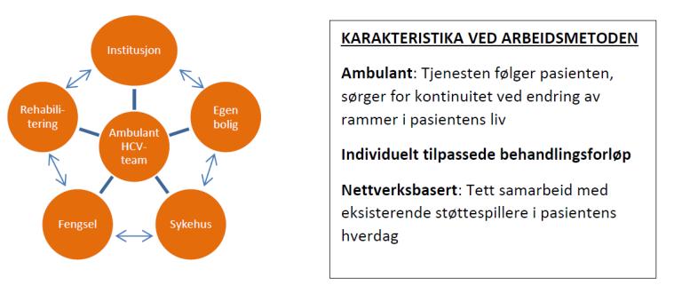 Hepatitt C - modell for individuell oppfølging
