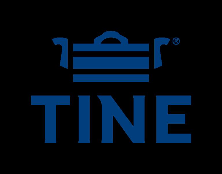 TINE SA logo.