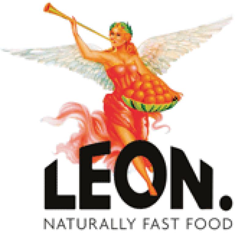 Logo Leon naturally fast food